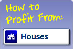 make money investing in houses